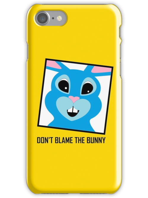 DON'T BLAME THE BUNNY RABBIT by Jean Gregory  Evans