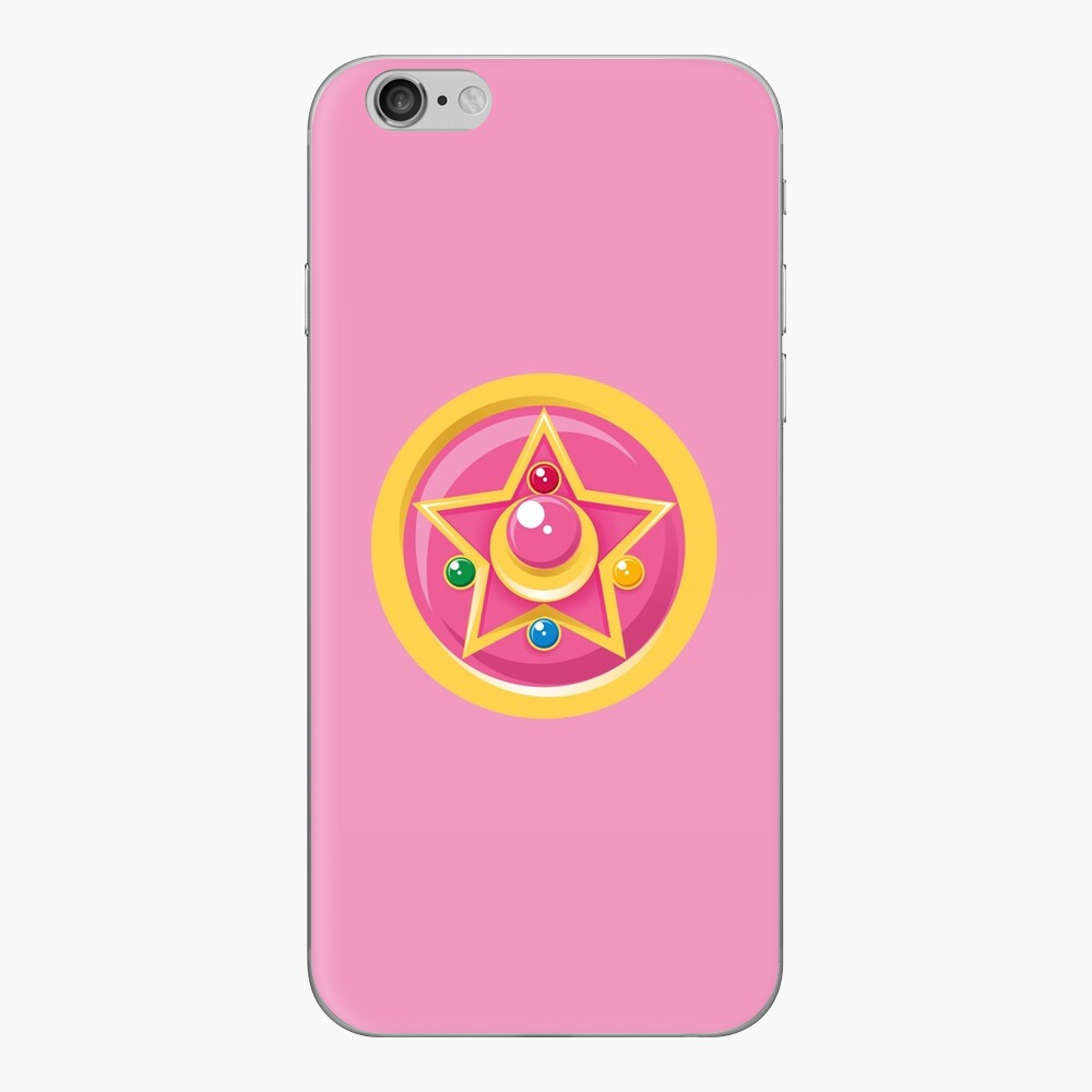 Sailor Moon Kristallstern iPhone Klebefolie
