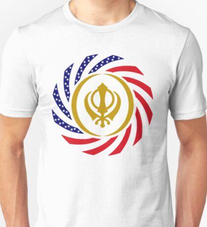 Sikh American Patriot Flag Series T-Shirt