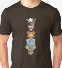 Bear Totem Pole T-Shirt