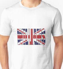 Williams (UK) Unisex T-Shirt