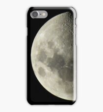 Customize phone with the moon iPhone Case/Skin
