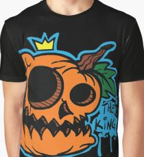 The Pumpkin King Graphic T-Shirt
