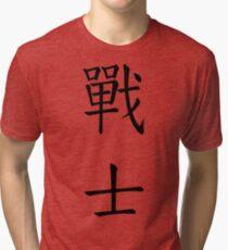 Warrior Tri-blend T-Shirt