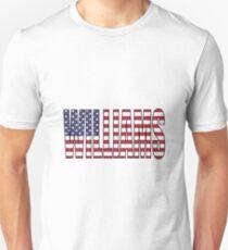 Williams (USA) Unisex T-Shirt