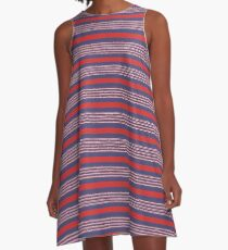 Fun Home - Small Alison A-Line Dress