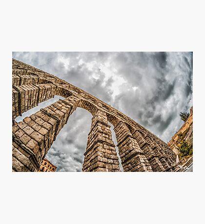 Roman Architecture Photographic Print