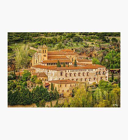 Monasterio Photographic Print