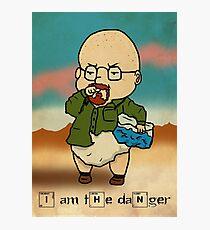 Baby Heisenberg Photographic Print