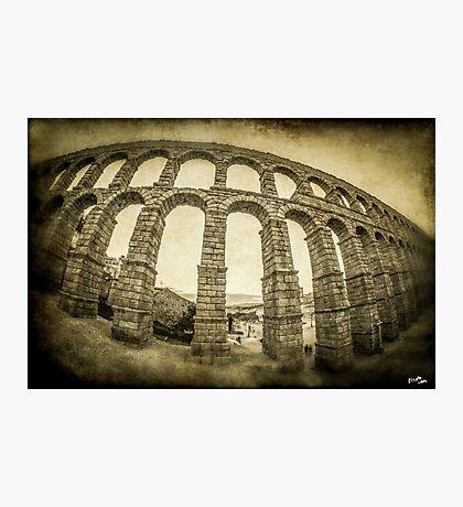Old Aqueduct Photographic Print
