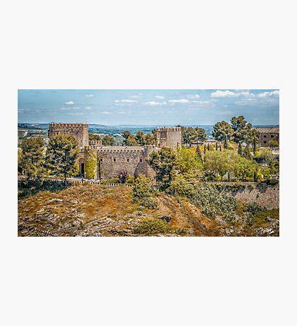 Castillo de San Servando Photographic Print