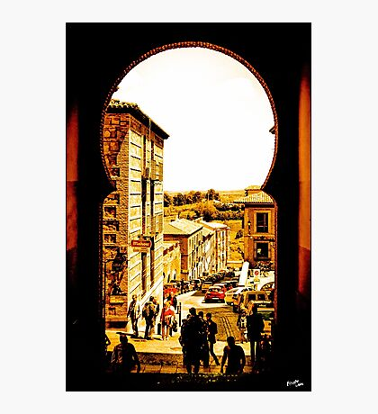 Toledo Architecture Photographic Print