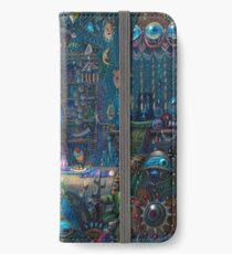 Howl's room in Moving Castle iPhone Wallet/Case/Skin