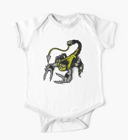 Realer Scorpion Kids Clothes