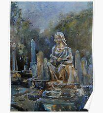 St. James Cemetery, Marietta, GA Poster