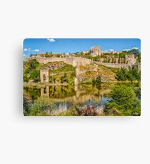 Tagus River Canvas Print