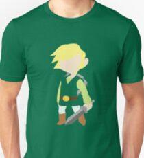 Toon Link - Minimalist Style T-Shirt