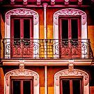 A Facade in Madrid by FelipeLodi
