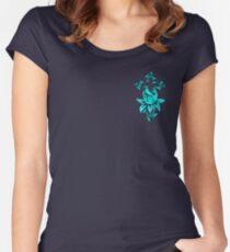GARDEN CROSS ICE Women's Fitted Scoop T-Shirt
