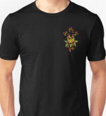 GARDEN CROSS FLOWER Unisex T-Shirt