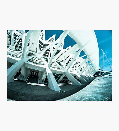 Modern Monuments Photographic Print