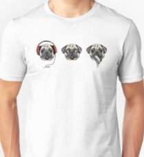 Hear Evil, See Evil, Speak Evil T-Shirt