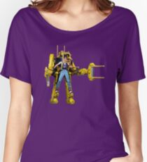 Ripley Power Loader Women's Relaxed Fit T-Shirt