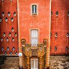 A Facade in Güell by FelipeLodi