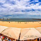 Barceloneta Beach by FelipeLodi
