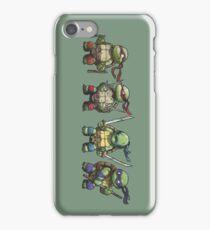 TMNT iPhone Case/Skin
