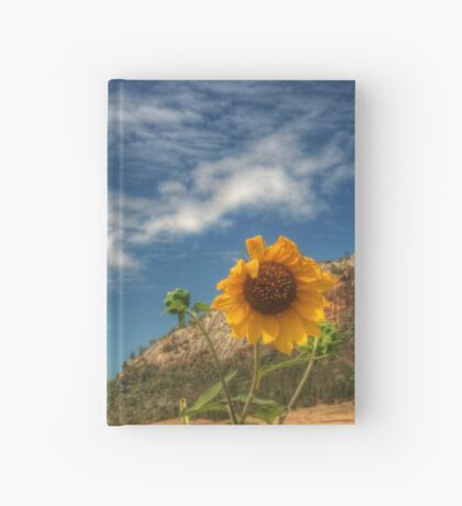 Country Sunshine Hardcover Journal