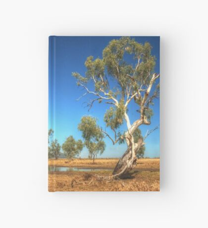 Blue Sky country Hardcover Journal