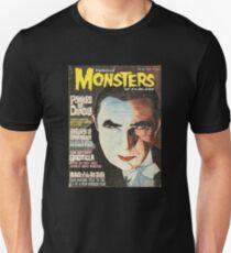Famous MONSTERS of Filmland Unisex T-Shirt