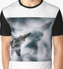 Raptor Shadow Graphic T-Shirt