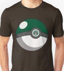 Starbucks Pokéball Unisex T-Shirt
