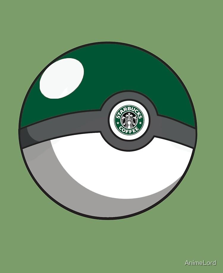 Starbucks Pokeball Ipad Case Skin