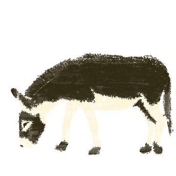 Donkey by danielcampagna