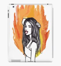 FIRE GIRLS iPad Case/Skin
