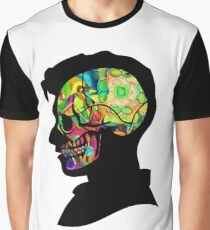 Alex Turner - Psychedelic Graphic T-Shirt