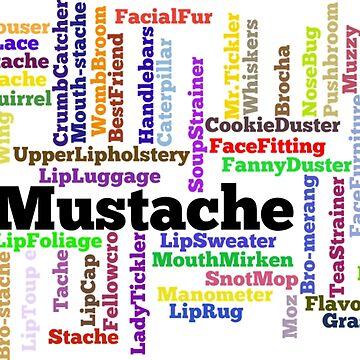 Mustache by KayJay28