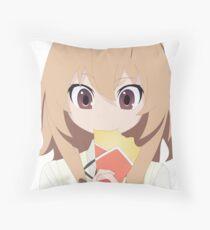 Aisaka Taiga (Anime: Toradora) Throw Pillow