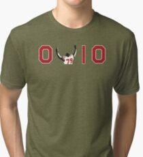 Ohio State Buckeyes Tri-blend T-Shirt