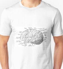 Labeled Brain Unisex T-Shirt