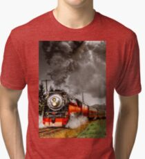 Southern Pacific Daylight Tri-blend T-Shirt