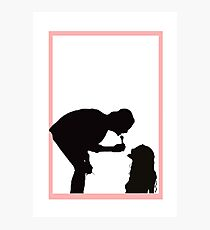 The 1975 - Robbers Rectangle Photographic Print