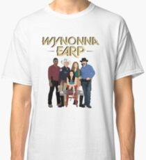 Wynonna Earp, The Black Badge Division Team Classic T-Shirt
