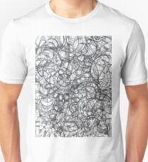 "The Artist Adamo ""RAW Sharpie Conceptual Quilting"" T-Shirt"
