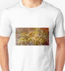 "the Artist Adamo "" fluidity of line Acrylic on Hardboard""2011 Unisex T-Shirt"