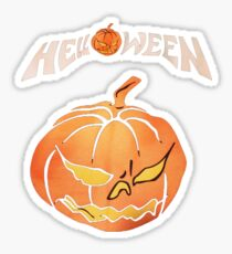 Merchandise_Helloween Sticker