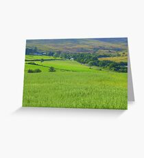Donegal In The Summertime Greeting Card